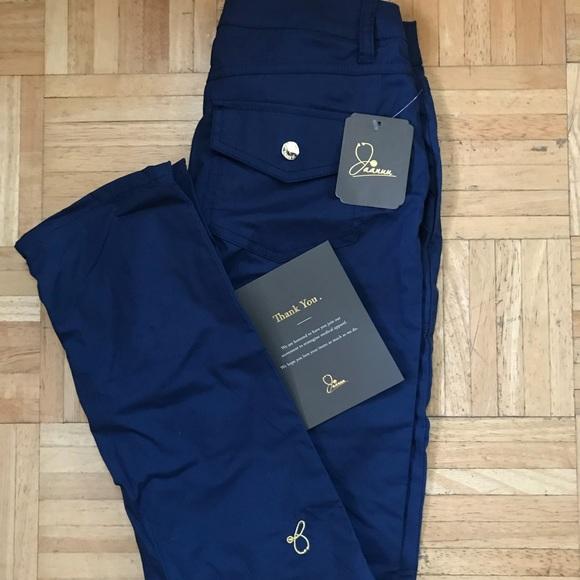 efce2f2ebef Jaanuu Pants | Brand New Xs Scrub Skinny Cargo Pant | Poshmark